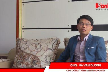 Cảm nhận của CĐT Hà Văn Dương về SHAC 11