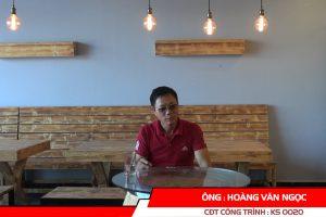 Phát biểu của CĐT Hoàng Văn Ngọc - khách sạn cổ điển (Cát Bà) 8