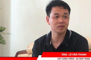 CĐT Lê Văn Thanh nói về SHAC 10