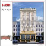 Mẫu khách sạn kiến trúc Pháp cổ điển đẳng cấp sh ks 0026 2