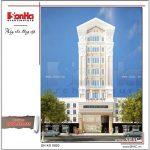Mẫu khách sạn 3 sao cao 9 tầng đẹp sh ks 0020 2