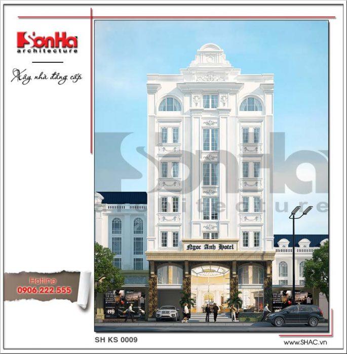 Khách sạn 3 sao (SH-KS-0009)