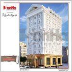 Thiết kế khách sạn 4 sao đẹp - ks 0010 2