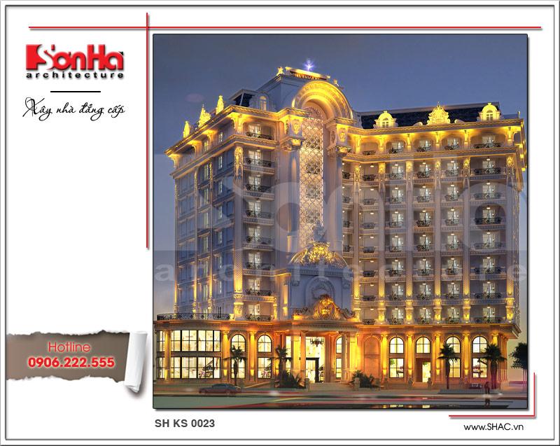 Tiêu chuẩn thiết kế khách sạn 5 sao cập nhật [month]/[year] 1