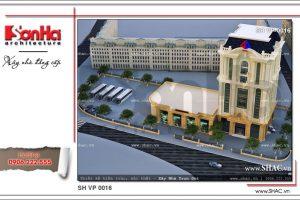 Tòa nhà cho thuê làm văn phòng công ty sh vp 0016 2