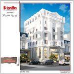 Thiết kế khách sạn 2 sao đẹp - ks 0002 2