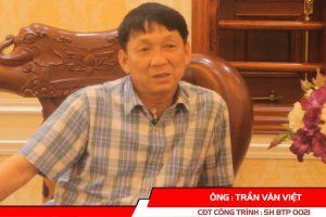 Phát biểu của CĐT Trần Văn Việt – Biệt thự Pháp (Quảng Ninh) 10
