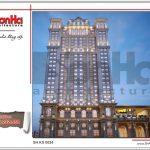 Thiết kế khách sạn 4 sao tại Bắc Ninh sh ks 0034