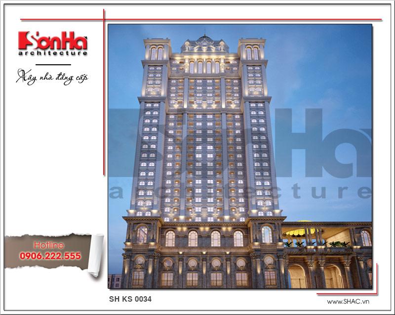 Tiêu chuẩn thiết kế khách sạn 4 sao cập nhật [month]/[year] 2