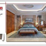 3 mẫu nội thất phòng ngủ vip 1 biệt thự sang trọng sh btp 0099