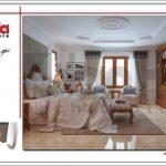 5 mẫu nội thất phòng ngủ vip 2 biệt thự sang trọng sh btp 0099