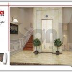 9 sảnh thang máy biệt thự sang trọng sh btp 0099