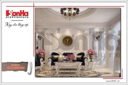 BÌA Thiết kế nội thất sang trọng tại Hưng Yên