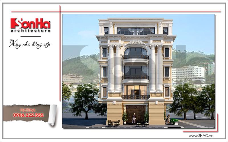 Phát biểu của CĐT Vũ Huyền - nhà hàng cổ điển tại Quảng Ninh 1