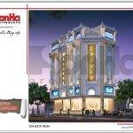 Thiết kế kiến trúc quán karaoke tại Vĩnh Phúc sh bck 0044