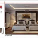 Thiết kế nội thất bungalow spa tại Phú Quốc sh sp 0006