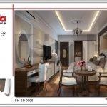 Mẫu thiết kế nội thất bungalow spa tại Phú Quốc sh sp 0006