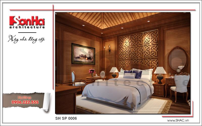 Mẫu nội thất bungalow spa tại Phú Quốc sh sp 0006