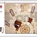 Không gian vòm biệt thự lâu đài tại Hà Nội sh btld 0025