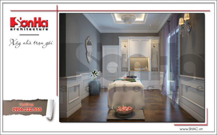 4 Mẫu nội thất phòng massage đơn karaoke tại vĩnh yên sh bck 0044