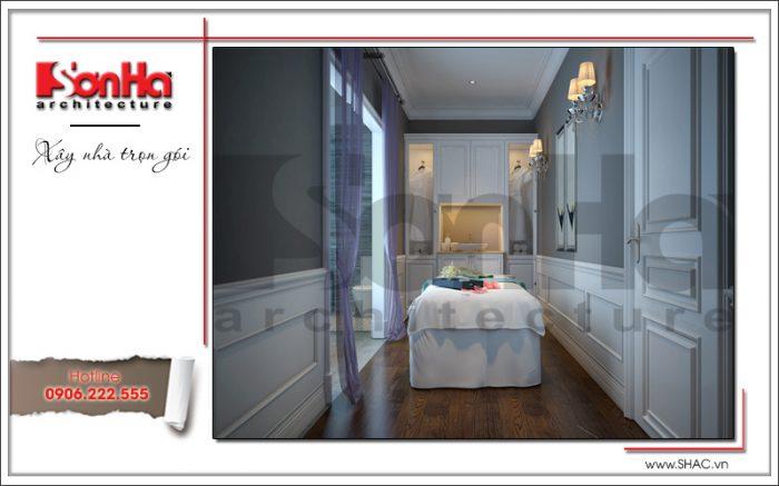 5 Thiết kế nội thất phòng massage đơn karaoke tại vĩnh yên sh bck 0044