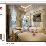 Mẫu nội thất phòng spa tại Phú Quốc sh sp 0006