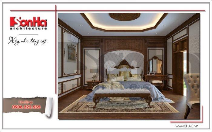 mẫu phòng ngủ cao cấp đẹp và sang trọng
