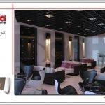 Mẫu nội thất quầy cafe văn phòng tại Hải Phòng sh vp 0028