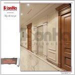 Thiết kế hành lang khách sạn tại Quảng Ninh sh ks 0037