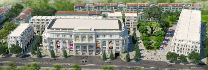 Thiết kế nội thất nhà phố Vincom Shophouse Hải Phòng hót nhất [current_year] 1