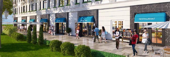 Thiết kế nội thất nhà phố Vincom Shophouse Hải Phòng hót nhất [current_year] 2