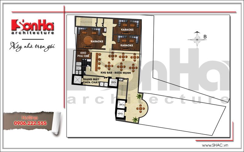 Ra mắt mẫu thiết kế khách sạn hiện đại 15 tầng sang trọng tại Đà Nẵng – SH KS 0038 10