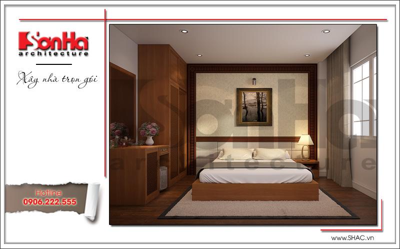 Mẫu thiết kế khách sạn mini kiến trúc Pháp đẹp tại Hải Phòng – SH KS 0039 7