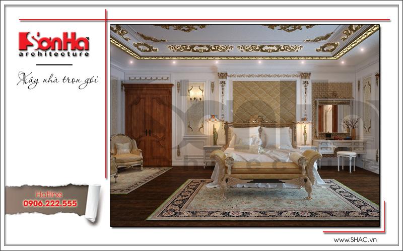 mẫu phòng ngủ cổ điển đẹp nhất