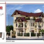 Phát biểu của CĐT Nguyễn Phương - Biệt thự cổ điển 3 tầng tại Quảng Bình 3