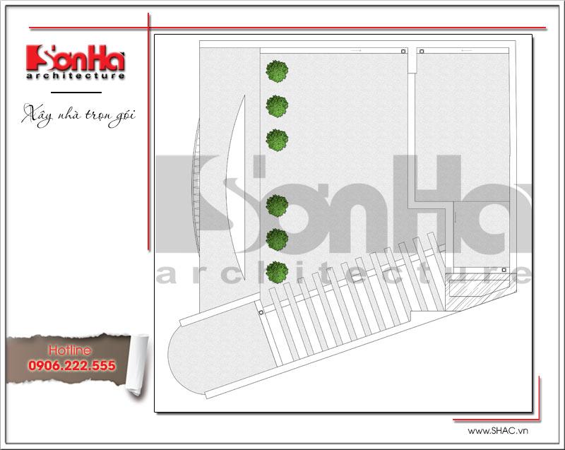 Khám phá mẫu thiết kế tòa nhà văn phòng hiện đại độc đáo tại Hà Nội – SH VP 0030 10