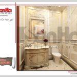 Thiết kế phòng tắm biệt thự lâu đài tại Hà Nội sh btld 0030