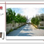 Thiết kế sân vườn biệt thự lâu đài tại An Giang sh btld 0029