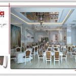 3 Thiết kế nội thất nhà hàng khách sạn tại vĩnh yên sh ks 0040