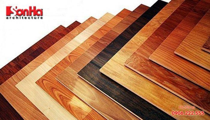 Ưu và nhược điểm của loại gỗ công nghiệp MDF và MFC trong thi công nội thất