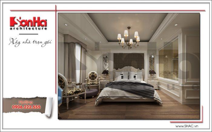 4 Mẫu nội thất phòng ngủ khách sạn tại vĩnh yên sh ks 0040