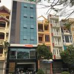 2 Ảnh thực tế tòa nhà văn phòng 6 tầng kiểu hiện đại tại hải phòng sh vp 0032
