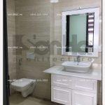 8 Ảnh thực tế phòng tắm biệt thự khu đô thị vinhomes hải phòng