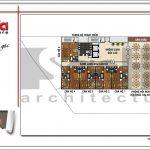 9 mặt bằng công năng tầng 2 khách sạn tại phú quốc sh ks 0043