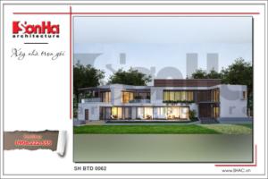 BIA thiết kế kiến trúc biệt thự hiện đại tại Lào sh btd 0062
