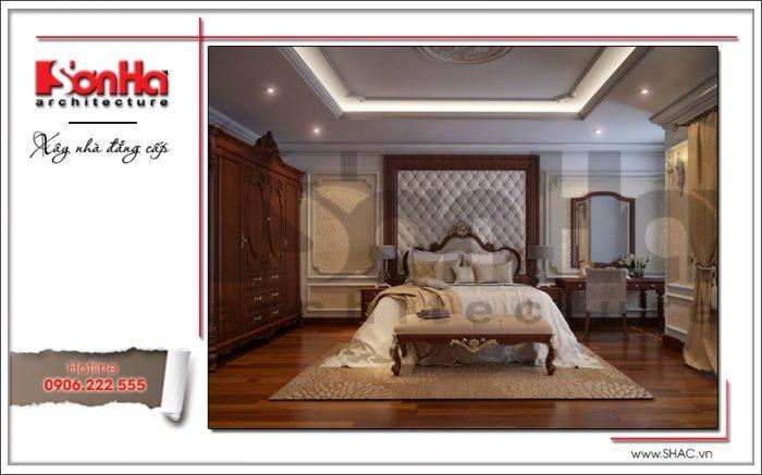 Đây cũng là phương án cho thấy sự lên ngôi của việc sử dụng vật liệu gỗ trong thiết kế nội thất