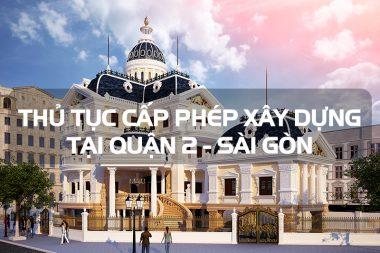 Mẫu biệt thự đẹp tại Sài Gòn và quy trình cấp phép xây dựng nhà ở riêng lẻ tại quận 2 14