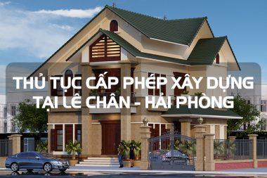 Mẫu biệt thự đẹp và thủ tục cấp phép xây dựng công trình tại quận Lê Chân Hải Phòng 13