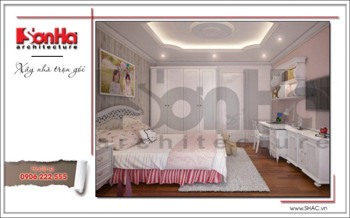 Mẫu thiết kế nội thất căn hộ chung cư cổ điển và hiện đại điển hình xu hướng 2018