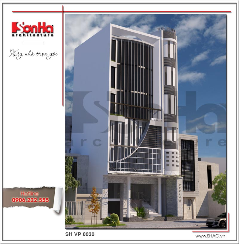 Phương án thiết kế văn phòng công ty đẹp tại Hà Nội được đánh giá cao và cấp phép nhanh chóng